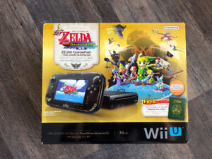 Wii U and 41 Game Bundle