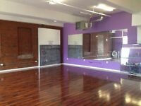 Gorgeous Studio/Office Space in Professional Building