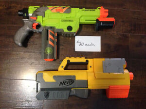 Nerf Guns - Large Variety from $5-$30 Strathcona County Edmonton Area image 3
