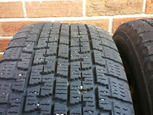 16 inch 4 tires on rims maxima infinity etc West Island Greater Montréal image 4