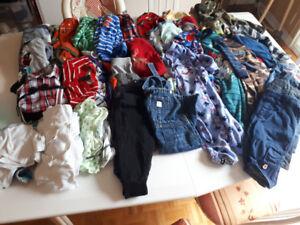 Vêtements garçons 6à 12mois