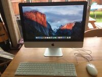 "iMac 21.5"" Intel i5 8GB Ram 500GB HDD"