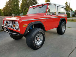 1974 ford bronco - early bronco
