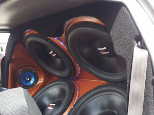 Subwoofer boxes Cornwall Ontario image 9