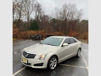 2013 Cadillac ATS 4dr Sdn 2.5L Luxury RWD 2013 Cadillac ATS,  with 0 Miles available now!