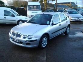Rover 25 1.6 Stepspeed CVT iL