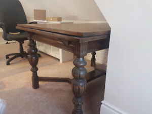 Moving Sale: Beautiful Wood Table