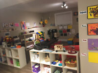 In home daycare 2 full time spaces available !