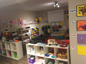 *In home daycare* 1 fulltime space available!