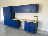 Cabinets for Garage, Shop or Industrial