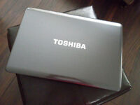 Toshiba Satellite L500-00W Laptop