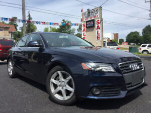 2009 Audi A4 2.0T QUATTRO | FULLY LOADED | SUNROOF | BLUETOOTH