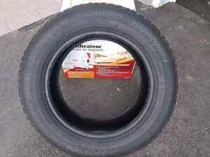 Set of 4 Studded Winter tires 225/60 R17