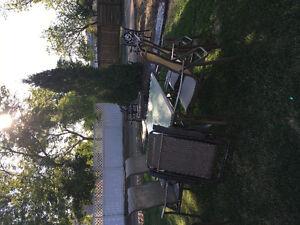 11 piece patio dining set