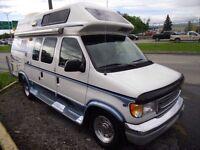 I'm looking to buy a used camper van
