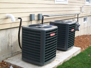 HAMILTON NEW FURNACES AND AIR CONDITIONERS - GREAT PRICES!