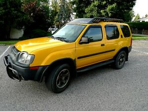 2002 Nissan Xterra SE 4WD Supercharged