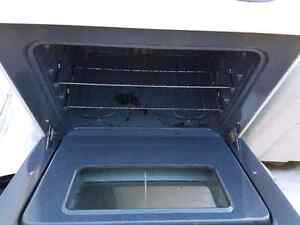 Electric element oven