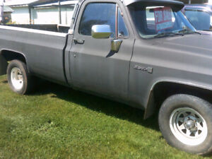 FOR SALE- 1986 GMC 1/2 TON TRUCK