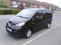2015/15 Nissan NV200 1.5dCi WHEELCHAIR ACCESS 5 SEATS IDEAL CAMPER CONVERSION