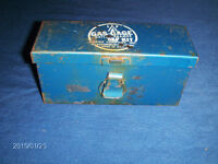 VINTAGE L.P. GAS GAGE KIT-GAS KIT CO.-GLASTONBURY, CONN-1950/60S