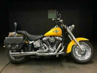 HARLEY-DAVIDSON FATBOY 1690. 2012. FSH. 13734. LOADED WITH EXTRAS. STAGE 1E