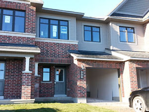 New Townhouse for Rent in Kanata