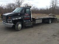 Towing flatbed Topkick 6500