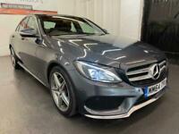 2015 Mercedes-Benz C Class 2.1 C220 CDI BlueTEC AMG Line G-Tronic+ (s/s) 4dr Sal