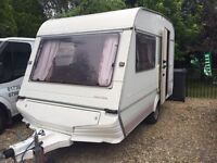 Monza limited edition 1994 2 berth small light weight