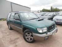 SUBARU FORESTER 2.0 TURBO S AWD 12 MONTHS MOT AUTO
