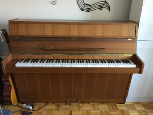 Piano d'appartement Carleton