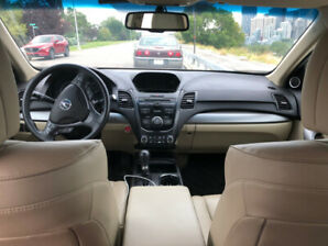 Accident Free Perfectly Maintained All Wheel Drive Acura RDX