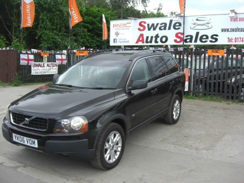 2006 Volvo Xc90 D5 Se Automatic 2 4l Awd Only 92 466 Miles