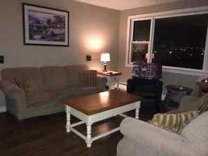 2 Bedrooms Near MUN, HSC, Avalon Mall, incl Heat and Hot Water