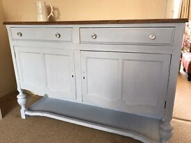Refurbished antique country side unit