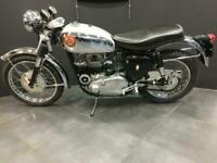 1962 BSA Rocket Gold Star, stunning example of this rare iconic machine.