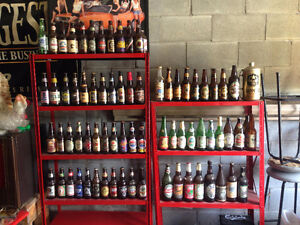Vintage Beer Bottle Collection (Perfect condition)