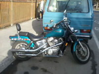 Azulita, Honda Shadow 1100 1993 qui vous fera voler