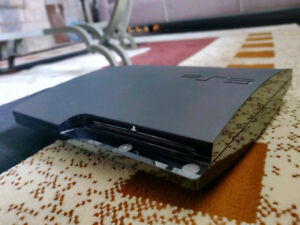 PS3 console with 9 Games
