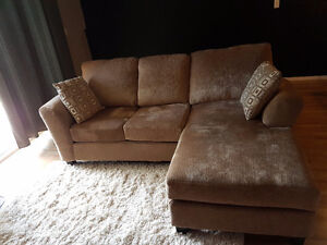 2-piece sectional Brand New