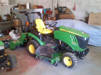 2013 John Deer Lawn Tractor For Sale