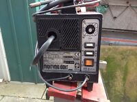 sealey might Mig 100 xt gas Mig welder