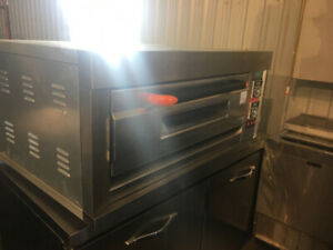 Pizza Oven / Counter Top / Electric / Restaurant