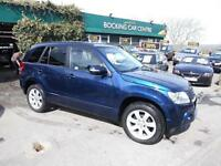 Suzuki Grand Vitara 2.4 SZ5 4X4 FULL MOT FULL LEATHER 2009 SUPERB