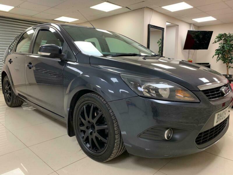 Ford Focus 2 0tdci Powershift Zetec Diesel Grey Auto Warranty 12 Months Mot Fsh In Cumbernauld Glasgow Gumtree