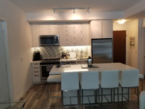Friday Harbour main level Condo with Walk out