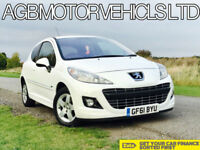 PEUGEOT 207 1.4 PETROL SPORTIUM SPORT MODEL - LOW MILES - TIMING BELT CHANGED