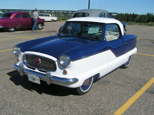 For Sale 1957 Nash Metropolitan....16,995