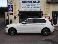 BMW 116i 1.6 Sports Hatch 2014 Sport 11K